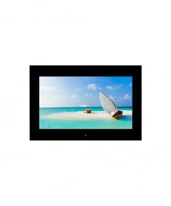 """Aquavision Complete Genesis Frameless Waterproof Full HD 1080p TV Package - 27"""""""