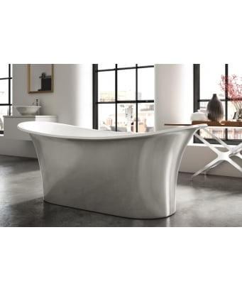 Ashton and Bentley Aegean Freestanding Bathtub