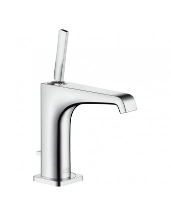 Axor Citterio E Single Lever Basin Mixer 125
