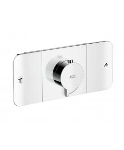 Axor One Concealed Thermostatic Module for 2 Outlets