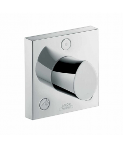 Starck Organic Concealed Trio/Quattro Shut-off and Diverter Valve