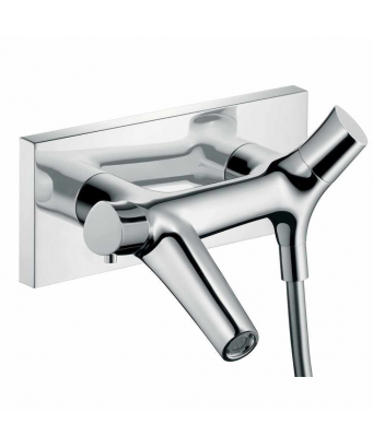 Axor Starck Organic Exposed Thermostatic Bath Shower Mixer