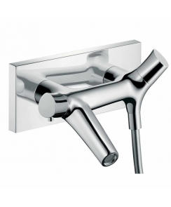 Starck Organic Exposed Thermostatic Bath Shower Mixer