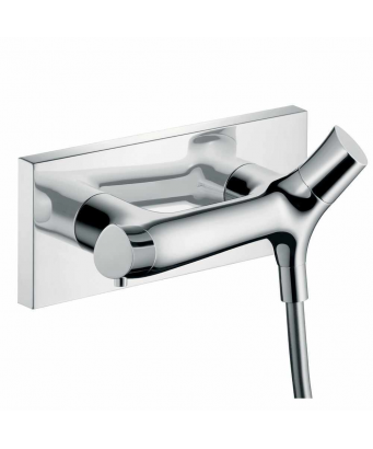 Axor Starck Organic Exposed Thermostatic Shower Mixer