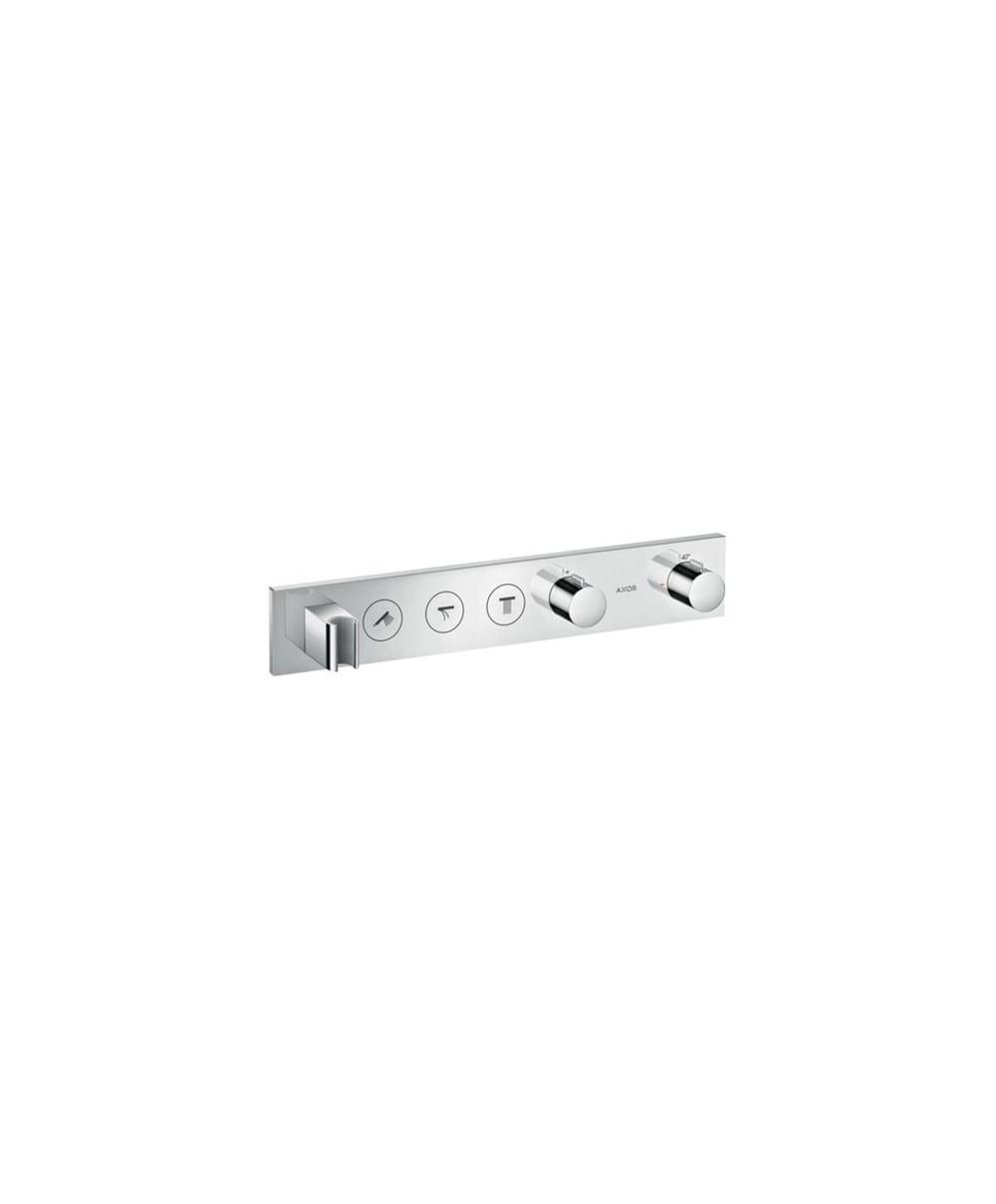Axor Thermostatic Module Select 530 / 90 Shower Mixer for 3 Outlets