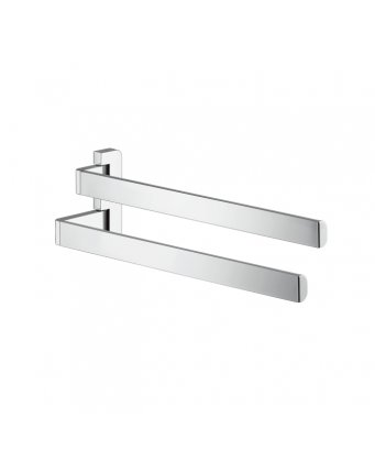 Axor Universal Accessories Double Towel Holder 409mm