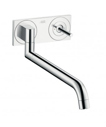 Axor Uno² Wall Single Lever Kitchen Mixer