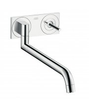 Uno² Wall Single Lever Kitchen Mixer