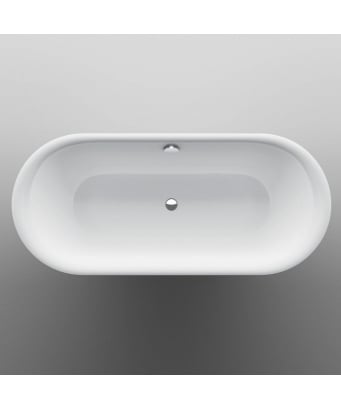 Bette Lux Oval Inset Bathtub