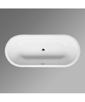 Bette Starlet Flair Oval Inset Bathtub