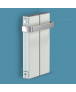 Bisque Blok Towel Rail Radiator