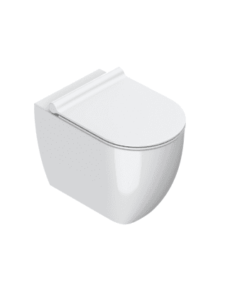 Catalano Sfera 54 Rimless NewFlush Back to Wall Toilet