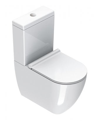 Catalano Sfera 63 Newflush Close Coupled Toilet