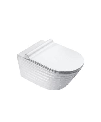 Catalano Zero 55 CLASSY Rimless NewFlush Wall Hung Toilet