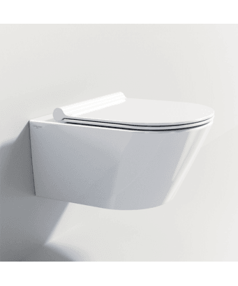 Catalano Zero 55 Rimless NewFlush Wall Hung Toilet