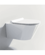 Zero 55 Rimless NewFlush Wall Hung Toilet