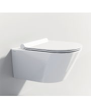 Zero 55 Wall Hung Toilet