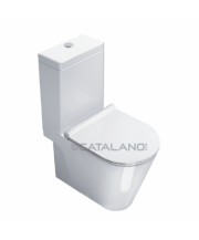 Zero 62 Close Coupled Toilet