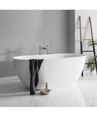 Clearwater Formoso Grande Freestanding Bathtub