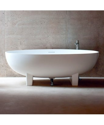 Clearwater Lacrima Freestanding Bathtub