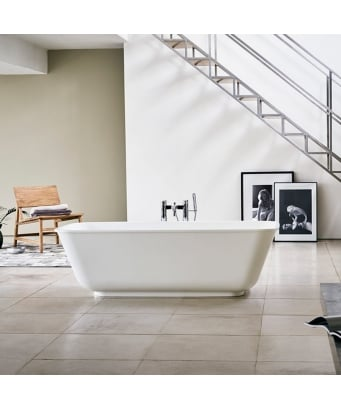 Clearwater Nuvola Freestanding Bathtub