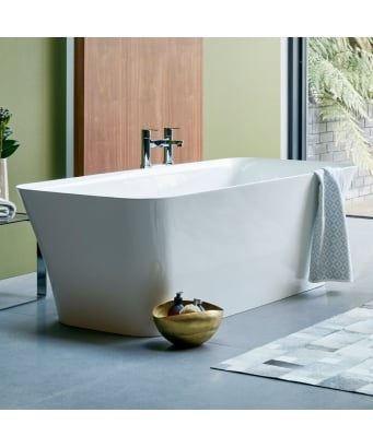 Clearwater Palermo Grande Freestanding Bathtub