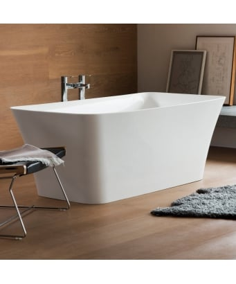Clearwater Palermo Petite Freestanding Bathtub