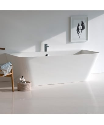 Clearwater Patinato Petite Freestanding Bathtub