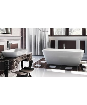 Clearwater Vicenza Freestanding Bathtub