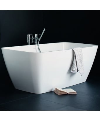 Clearwater Vicenza Piccolo Freestanding Bathtub