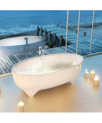 Clearwater Vigore Freestanding Bathtub
