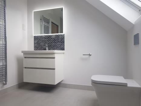 Ealing Bathroom Renovation - Image 4