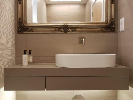 bathroomOne Central London Project