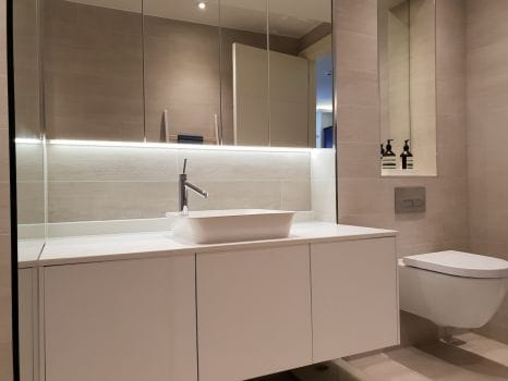 bathroomOne London Project