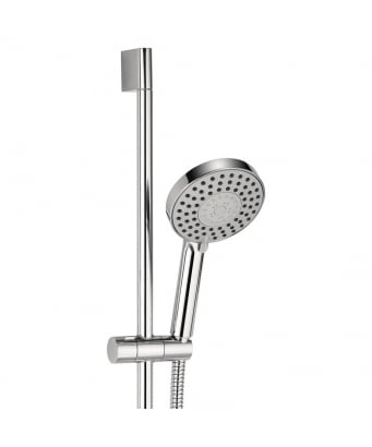 Crosswater Central 5-Spray Shower Kit
