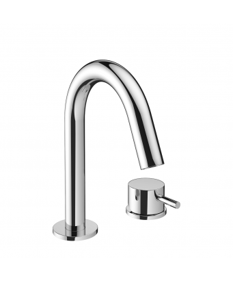 Crosswater Mike Pro 2-Hole Deck Mounted Basin Mixer
