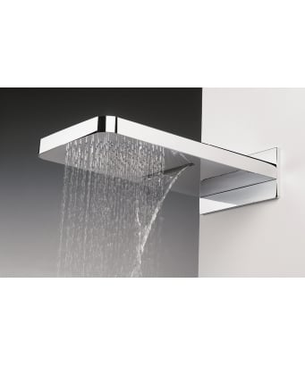 Crosswater Revive Waterfall Showerhead