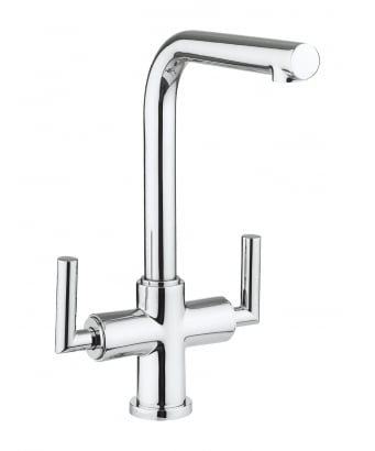 Crosswater Tropic Dual Control Kitchen Mixer