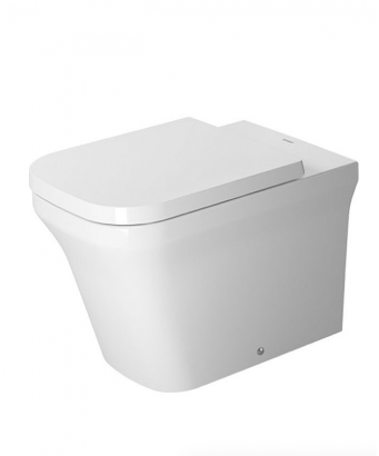 Duravit Happy D.2 Back to Wall Toilet