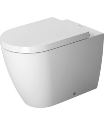 Duravit ME By Starck Back to Wall Toilet