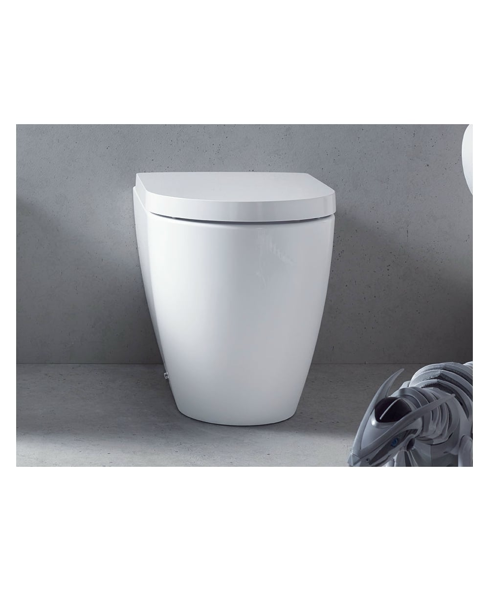 villeroy boch wc splrandlos amazing wc bidet in ceramica. Black Bedroom Furniture Sets. Home Design Ideas