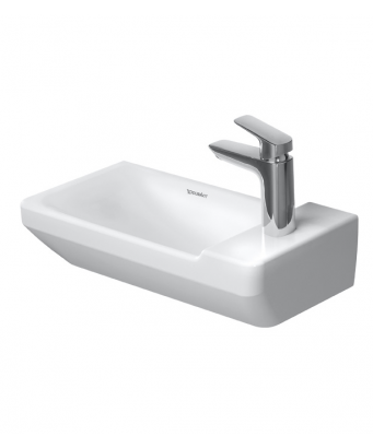 Duravit P3 Comforts Cloakroom Washbasin