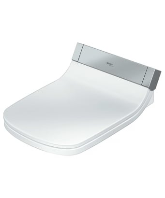 Duravit SensoWash e by Starck Shower Toilet Seat