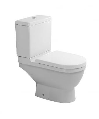 Duravit Starck 3 Close Coupled Toilet