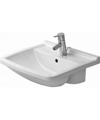 Duravit Starck 3 Semi-Recessed Washbasin