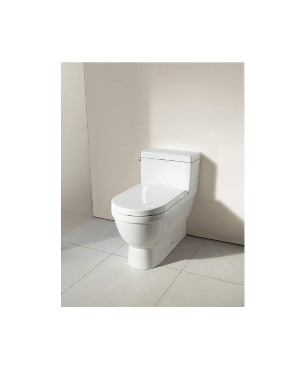 3 / Starck 2 Elongated Toilet Seat