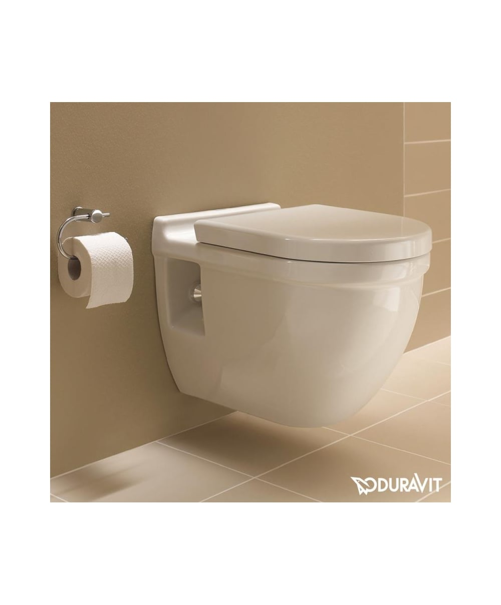 Starck 3 Toilet Seat