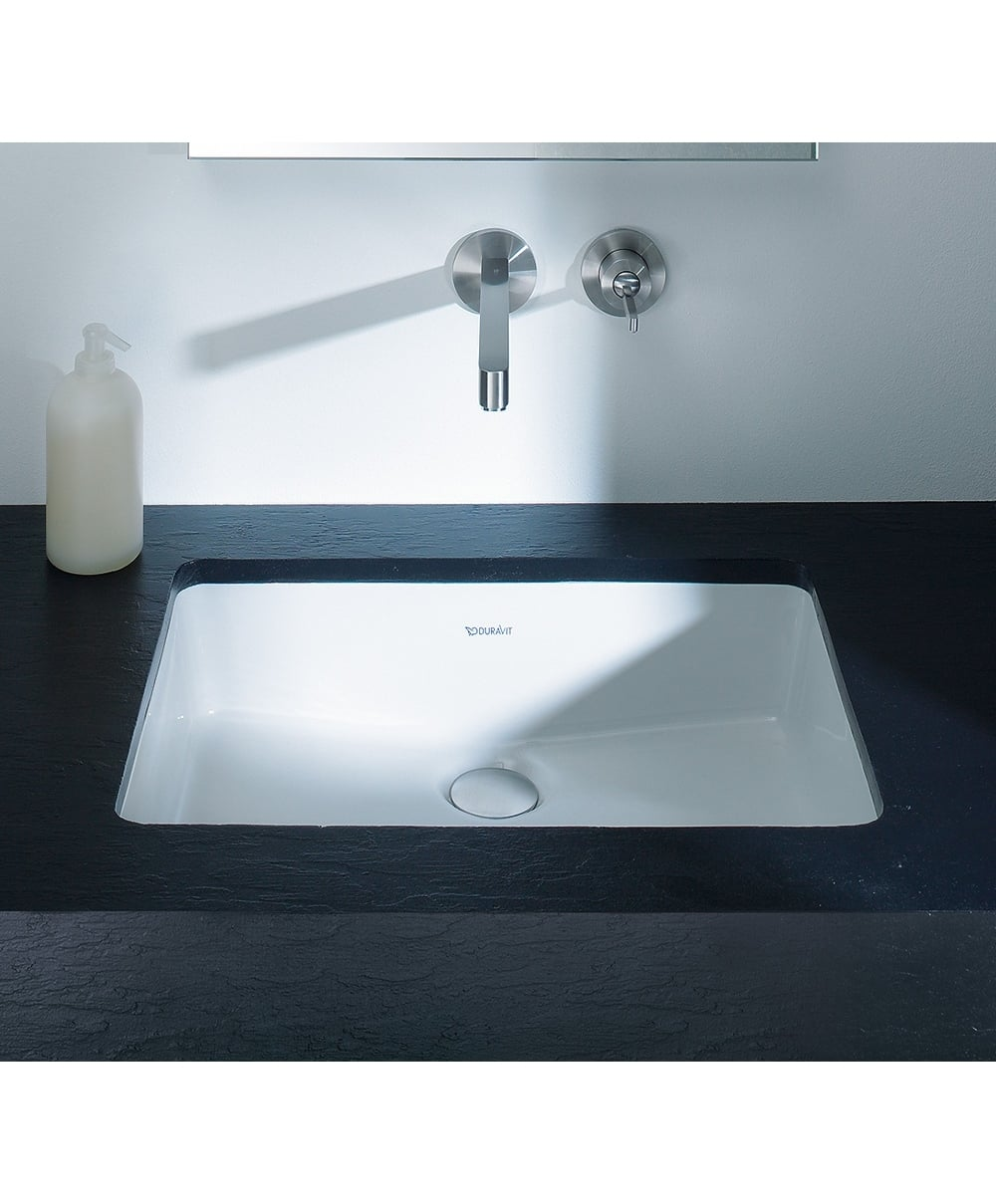 3 Undercounter Washbasin