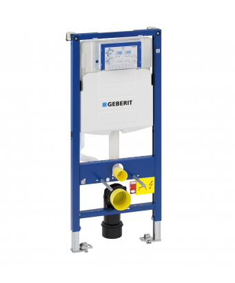 Geberit Duofix Frame for Wall-Hung WC, H112, with Sigma Cistern 12cm