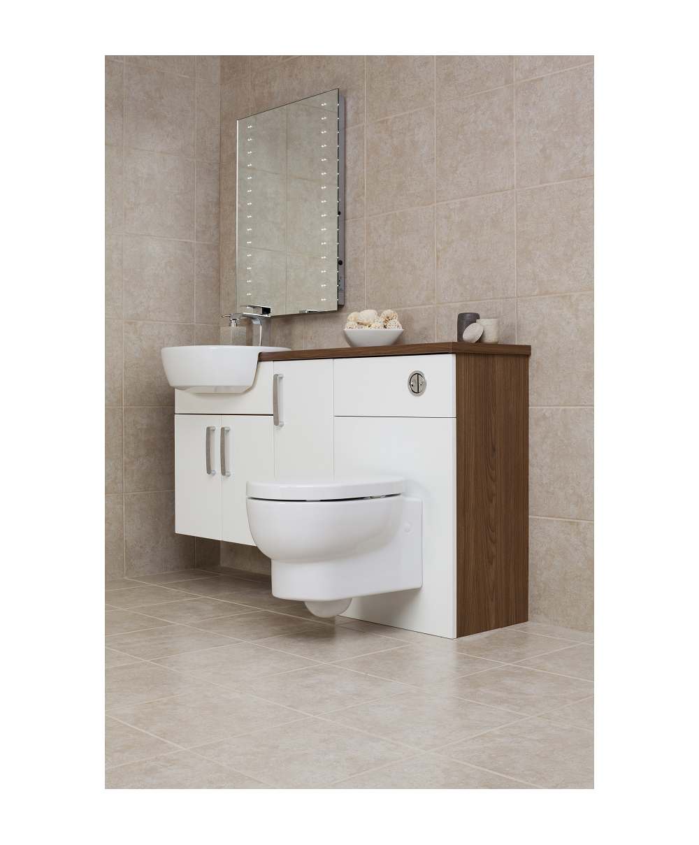 Bathroom furniture height with beautiful pictures for Bathroom furnishings